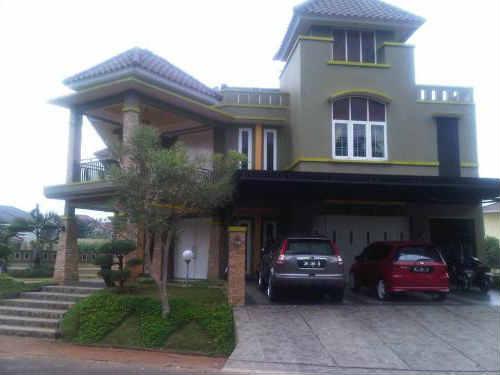 rumah dijual di kemang