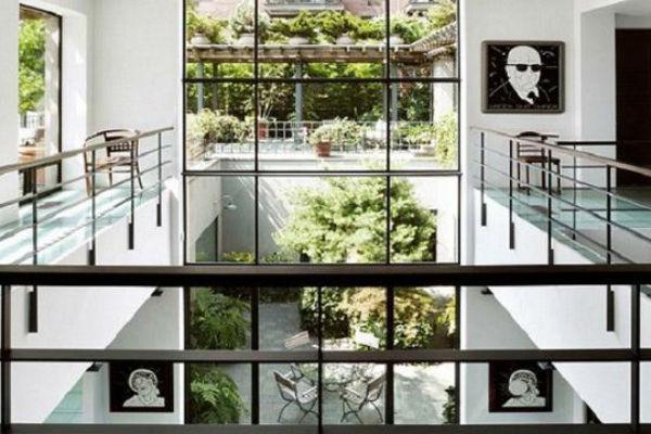 Desain Interior Rumah Frank Lampard